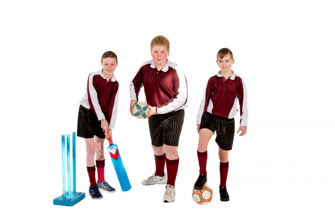 Saintfield High School PE Uniform